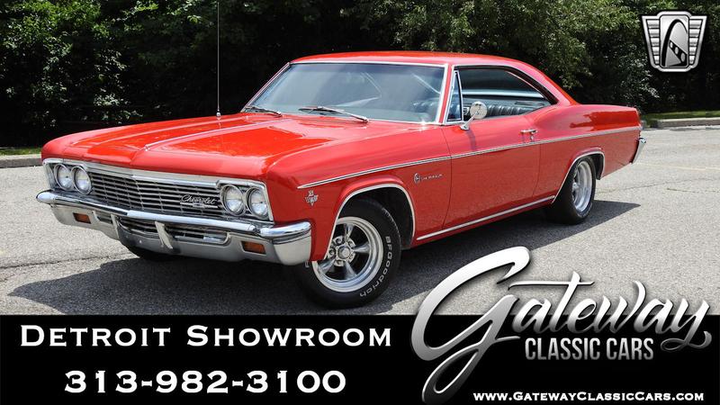 1966 Chevrolet Impala Is Listed Verkauft On Classicdigest In Dearborn By Gateway Classics Cars For Preis Nicht Verfügbar Classicdigest Com
