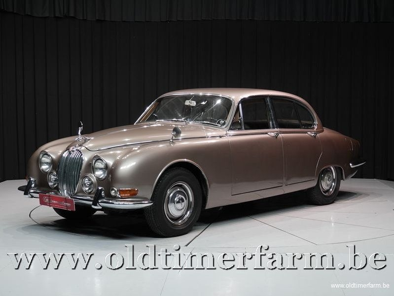 1967 Jaguar S-Type is listed Sold on ClassicDigest in ...