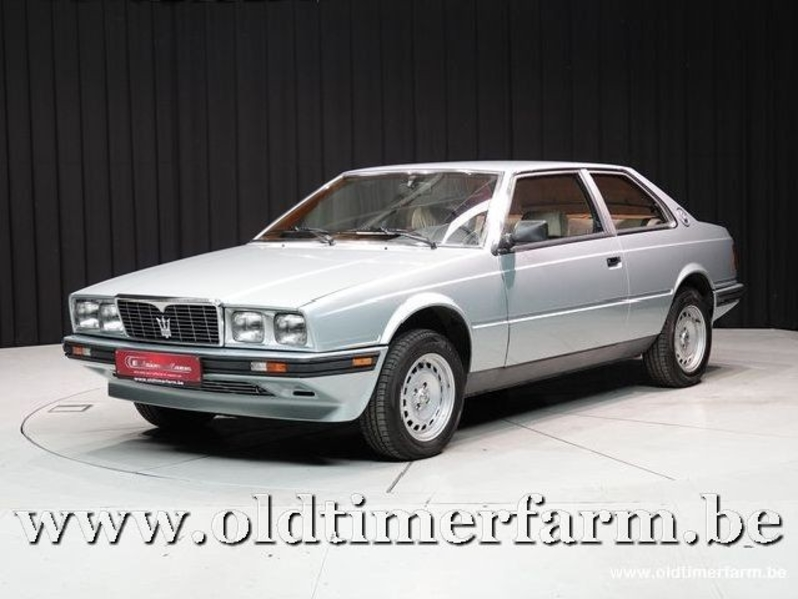 Maserati Biturbo For Sale >> 1986 Maserati Other Is Listed For Sale On Classicdigest In Aalter By Oldtimerfarm For 12500