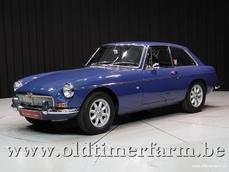 MG MGB GT 1966