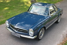 Mercedes-Benz 250SL w113 1968