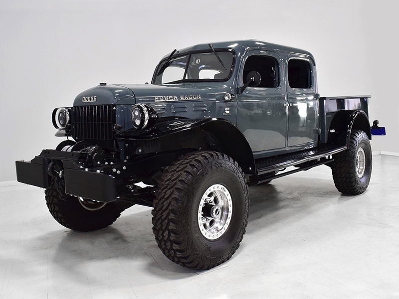 Dodge Power Wagon For Sale >> 1948 Dodge Power Wagon Is Listed For Sale On Classicdigest In Ohio By Harwood Motors For 229900