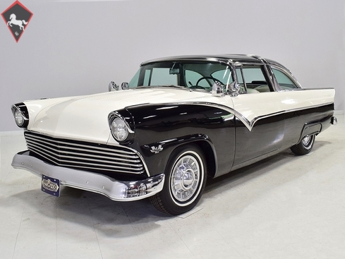 1955 Ford Crown Victoria is listed Sold on ClassicDigest in