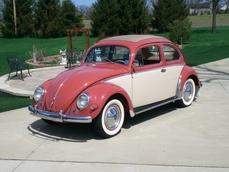 Volkswagen Beetle Typ1 1956