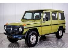 Mercedes-Benz G-wagon 1982