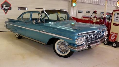 Chevrolet Bel Air 1959