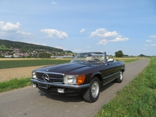 Mercedes-Benz 280SL w107 1981
