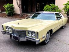 Cadillac Eldorado 1972