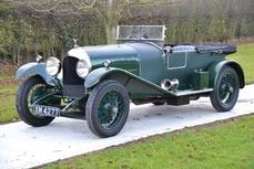 Bentley 3 1/2 Litre 1922