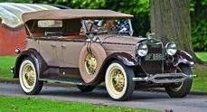 Lincoln Continental 1930