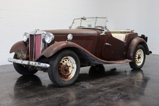 MG TD 1954