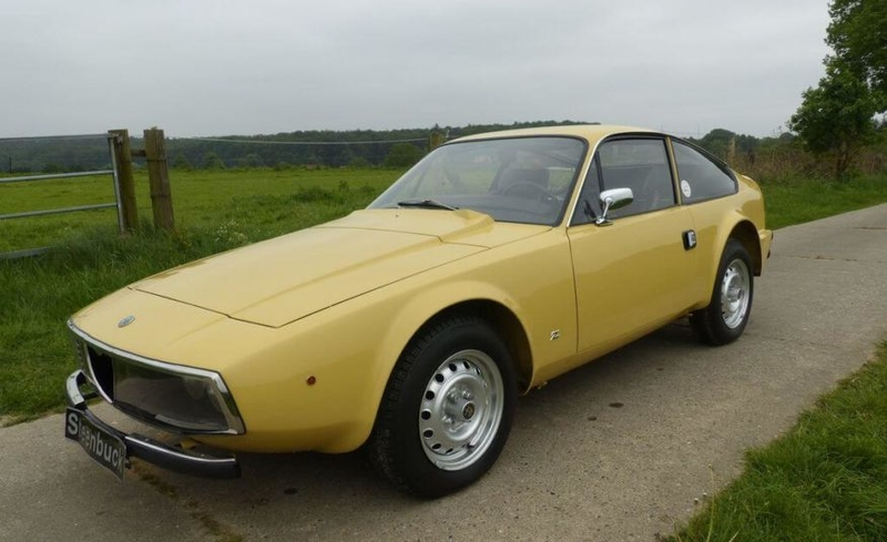 Alfa Romeo Zagato >> 1970 Alfa Romeo Zagato Is Listed For Sale On Classicdigest
