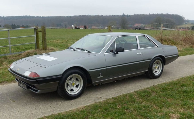 1977 Ferrari 400 400i Is Listed Sold On Classicdigest In Lübberstedt By Auto Dealer For 59900 Classicdigest Com