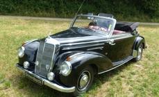 Mercedes-Benz 220 W187 1954
