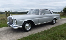 Mercedes-Benz 220SE Coupé w111 1964