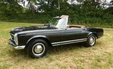Mercedes-Benz 250SL w113 1967