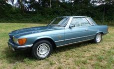 Mercedes-Benz 450SLC w107 1980