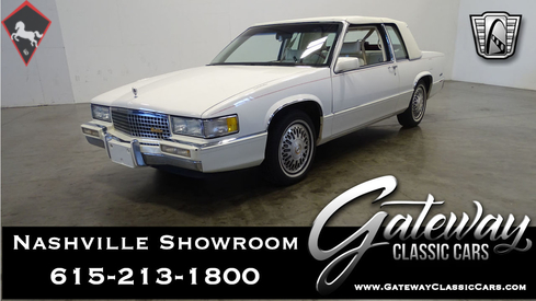 Cadillac Other 1990