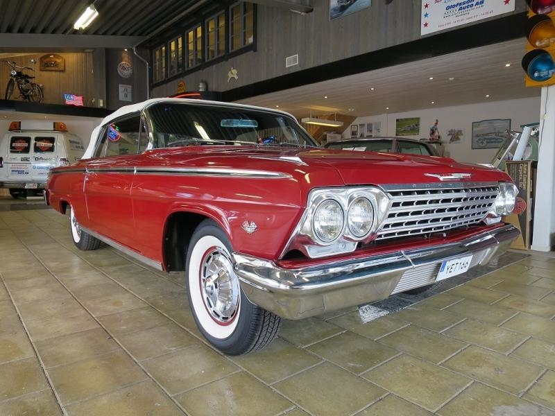 1962 Chevrolet Impala Is Listed Zu Verkaufen On Classicdigest In Norrköping By Olofsson Auto Ab For Sek526000 Classicdigest Com