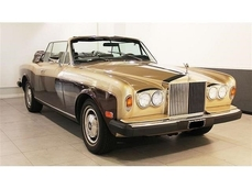 Rolls-Royce Corniche 1981