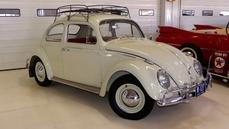 Volkswagen Beetle Typ1 1963