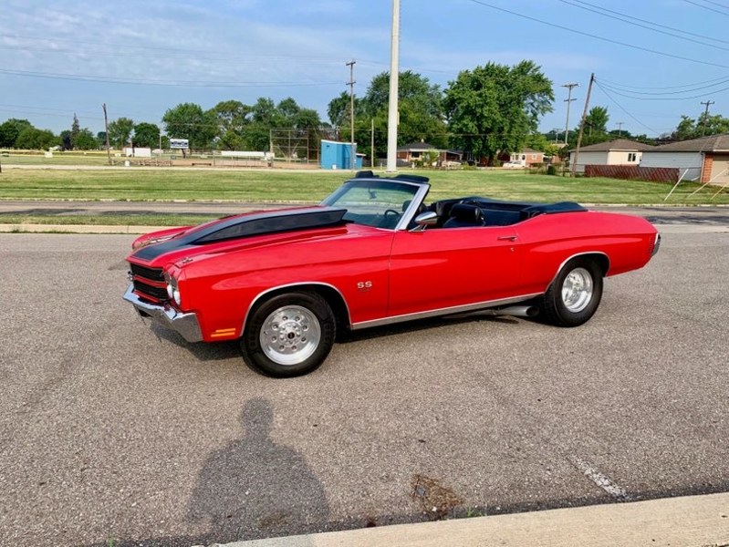 1970 Chevrolet Chevelle is listed For sale on ClassicDigest in Port  Charlotte by Showdown Muscle Cars for $69900