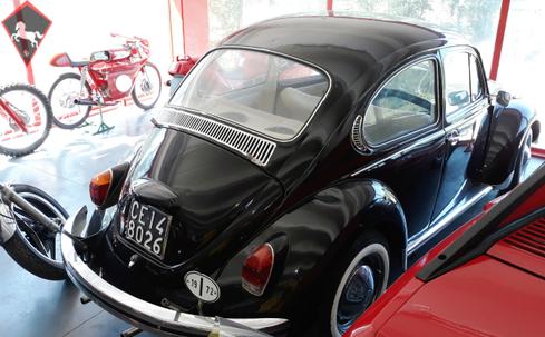 Volkswagen Käfer Typ1 1972