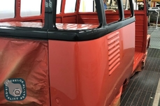 Volkswagen Typ 2 Split Window 1960