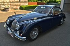 Jaguar XK150 1957