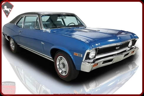 1969 Chevrolet Nova is listed For sale on ClassicDigest in Whiteland by  Masterpiece Vintage Cars for $69900