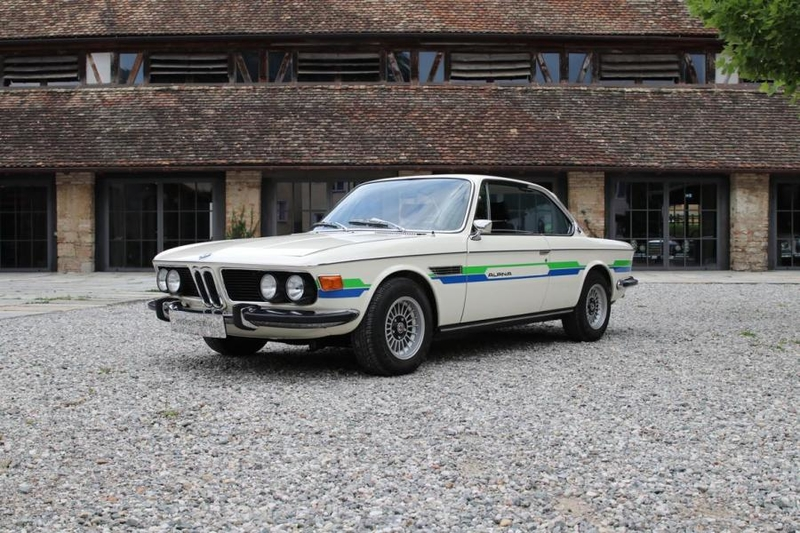 Bmw 3 0 Cs For Sale >> 1972 Bmw 3 0cs E9 Is Listed For Sale On Classicdigest In Polling By Hk Engineering Gmbh For 179000