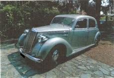Lancia Aprilia 1939