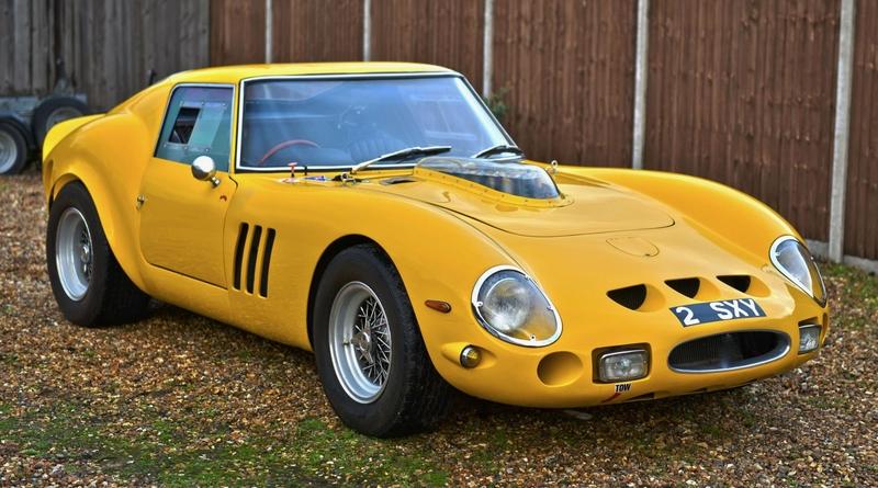 1969 Ferrari 250 Gto Evocazione Recreation Is Listed For