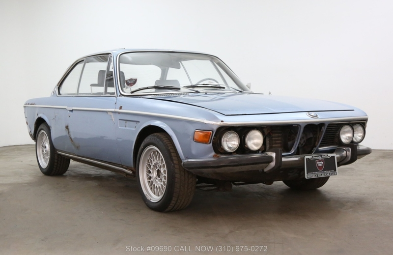 Bmw 3.0 Cs For Sale >> 1973 Bmw 3 0cs E9 Is Listed For Sale On Classicdigest In Los Angeles By Beverly Hills Car Club For 15750
