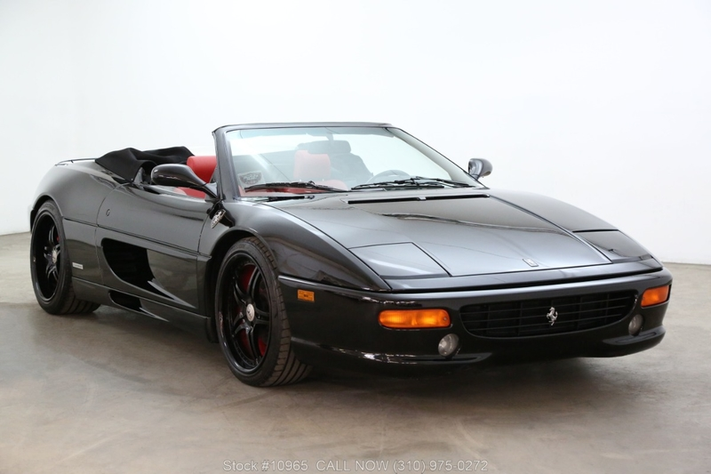 1999 Ferrari F355 Is Listed Sold On Classicdigest In Los Angeles By Beverly Hills For 59500 Classicdigest Com