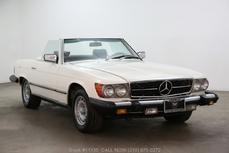 Mercedes-Benz 380SL w107 1981