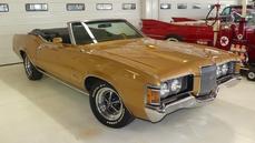 For sale Mercury Cougar 1972