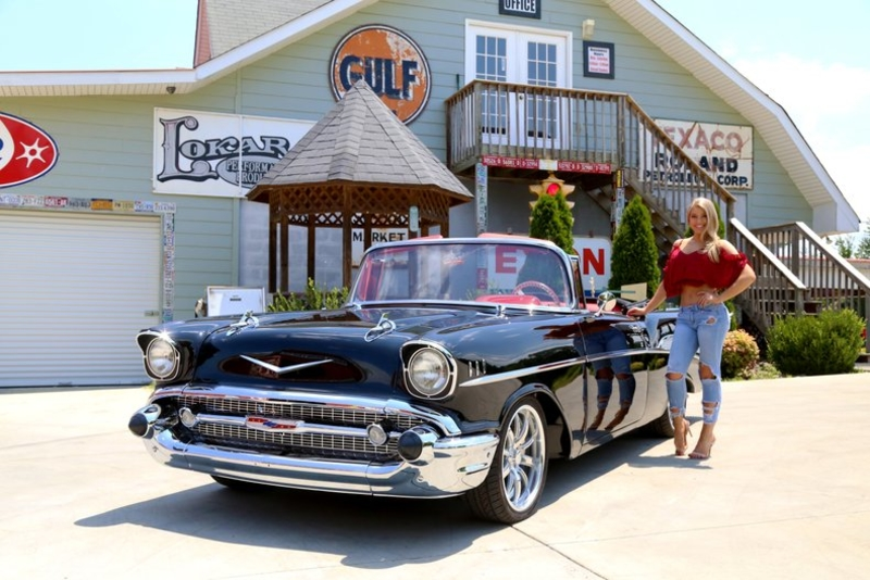 Smoky Mountain Chevrolet >> 1957 Chevrolet Bel Air Is Listed For Sale On Classicdigest In Maryville By Smoky Mountain Trader For 119995