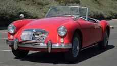 MG MGA 1957