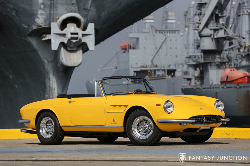 1967 Ferrari 330 Gtc Is Listed Verkauft On Classicdigest In Emeryville By Fantasy Junction For 2475000 Classicdigest Com