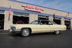 For sale Cadillac Coupe de Ville 1972