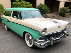 Ford Ranch Wagon 1956
