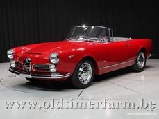 For sale Alfa Romeo 2600 Spider 1966