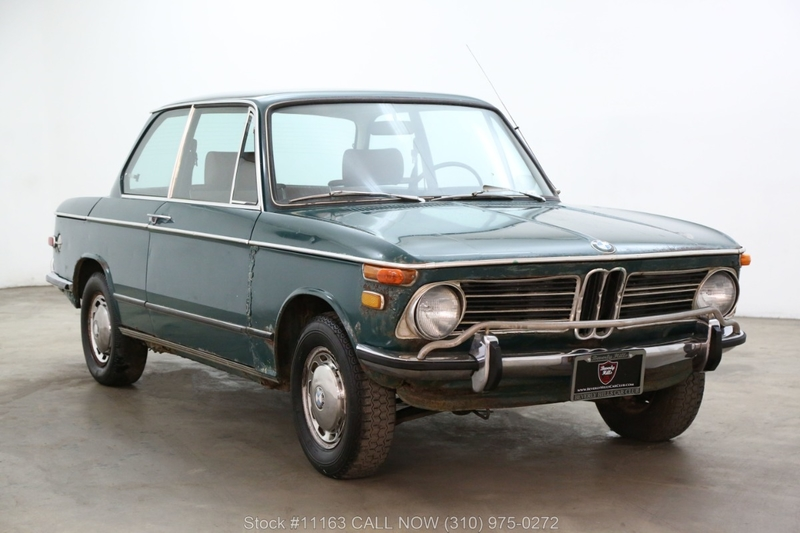 BMW 2002 For Sale >> 1972 Bmw 2002 Is Listed For Sale On Classicdigest In Los Angeles By Beverly Hills Car Club For 5950