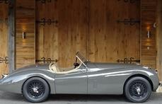 Jaguar XK120 1951