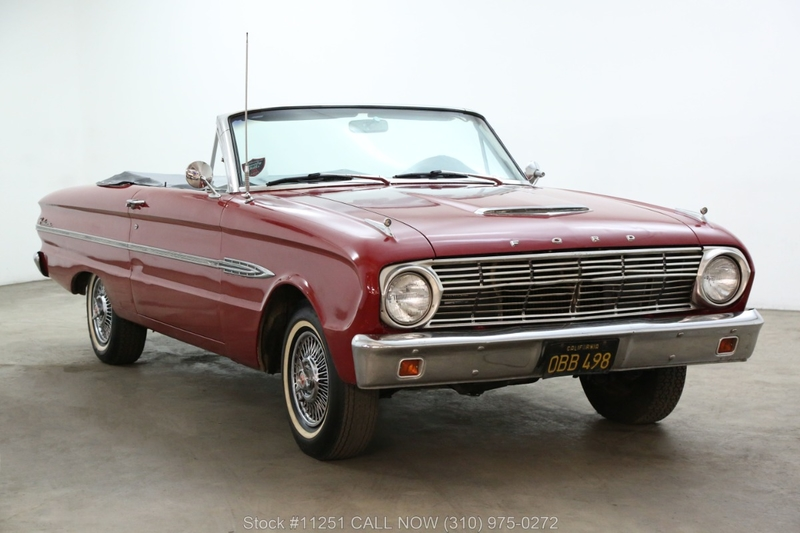 1963 Ford Falcon is listed For sale on ClassicDigest in Los Angeles by  Beverly Hills Car Club for $6950