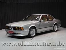 BMW M 635 CSI 1984