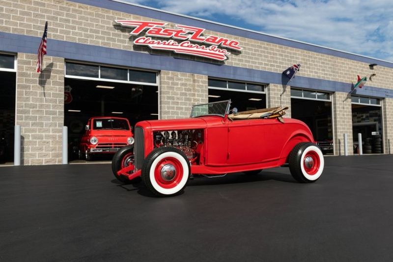 1932 Ford Hi Boy Is Listed For Sale On Classicdigest In Missouri