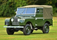 Land Rover Series I 1952