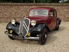 Citroen Traction Avant 1938